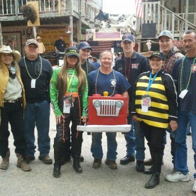 Winners With Fireman