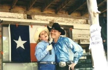 Singing Cowgirl - Lisa